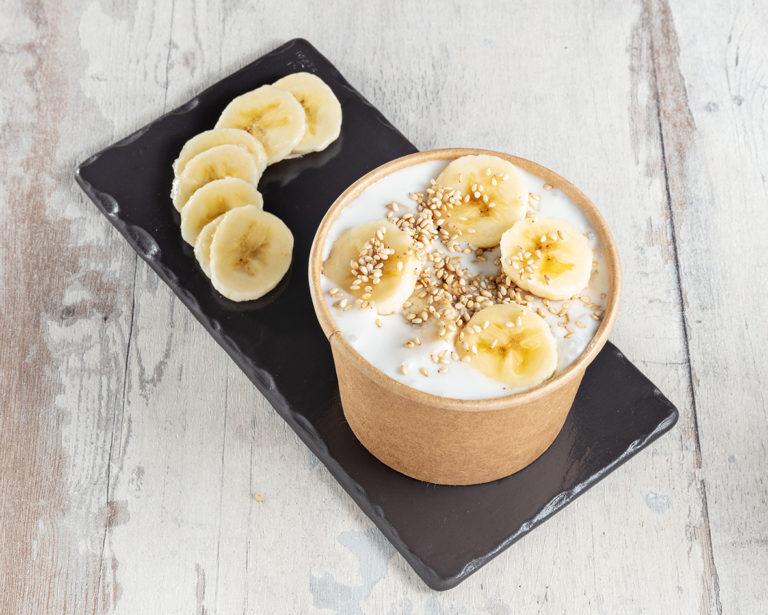 Banane lait de coco